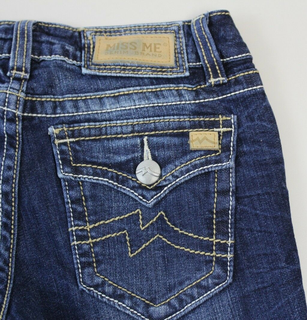 MISS ME WOMENS JEANS SUNNY BOOT SIZE 27 INSEAM 31