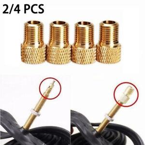 Parts Air Pump Presta To Schrader Converter Tire Adapter Valve Type Adaptor