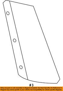 FORD OEM 11-15 Explorer Exterior-Upper Molding Trim Right BB5Z78290A60AA
