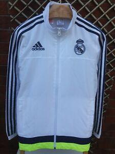 Real Madrid Garçon Âge 13-14 ans adidas blanc