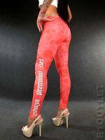 YAKUZA Premium Hot Girl Leggings 2271 Aprico XS S M L XL sexy Pant Damen Leggins