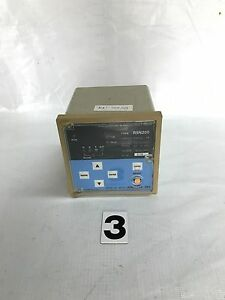 Details about Kasuga-MH RSN200 Overcurrent & Earth Fault Relay KASUGA Panel  Meter