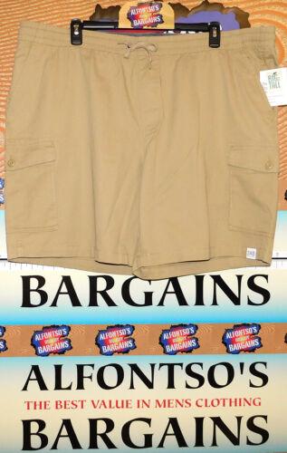 Sonoma Mens Big /& Tall Dock Shorts Cargo Style 100/% Cotton $16.99 Free Shipping