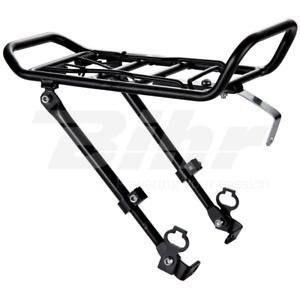 15331 Portabagagli anteriore bici 24 -26 -28  OSTAND  in alluminio color black  free shipping & exchanges.
