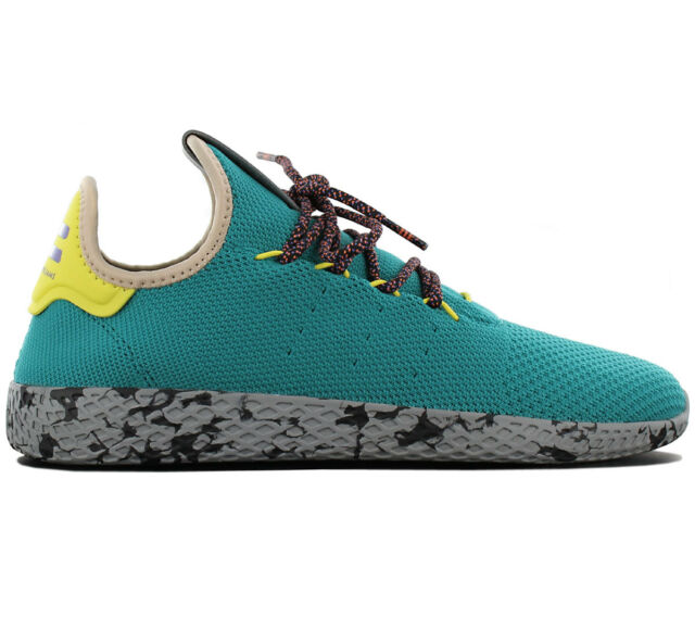 competitive price 8827a f9d46 Adidas Pharrell Williams Pw Tennis Hu Sneaker Shoes CQ1872 Trainers Sports  Shoes