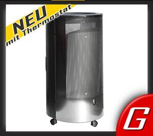 thermostat gasofen heizofen heizstrahler 4 2 kw gas. Black Bedroom Furniture Sets. Home Design Ideas