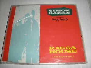 Simon-Harris-starring-Daddy-Freddy-Ragga-House-All-Night-Long-SMASH9CD-Single