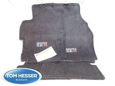 Genuine NISSAN SENTRA SE-R FLOOR MAT Set 2008-2012 OEM 999E2-LX000