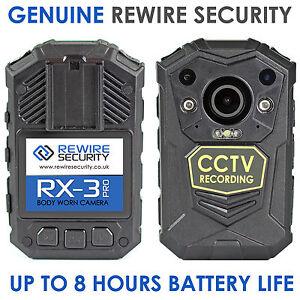V2-Body-Worn-Camera-DVR-CCTV-Security-Sia-Doorman-Nightclub-Bar-Pub-Guard-RX3-HD