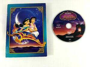 DVD-Disney-VF-Aladdin-Losange-n-37-Envoi-rapide-et-suivi