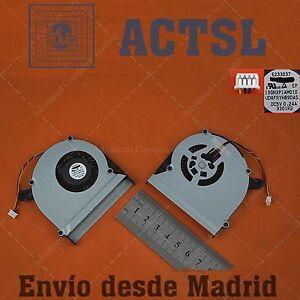 Ventilador Para Portátil Asus F502 F502c - 4 Pines / Hilos Hr477kej-08005223-208207788