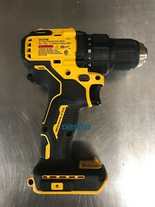 New-DeWalt-DCD708B-ATOMIC-20v-MAX-Brushless-Cordless-1-2-034-Drill-Driver