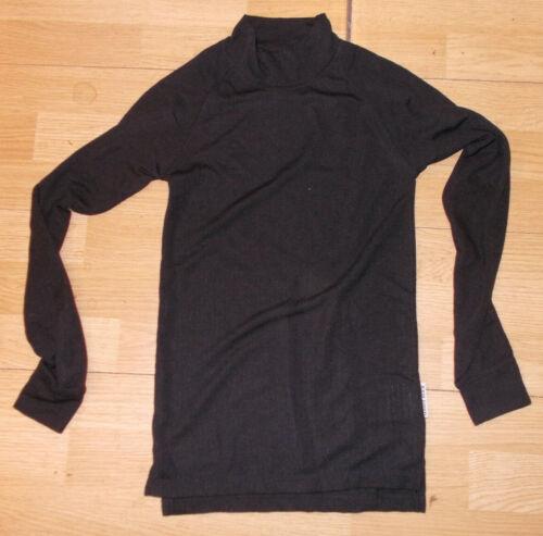 Garçons//filles sous-vêtement Top-Noir-anti bactérienne doux au toucher White Rock