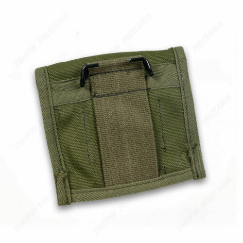 WWII WW2 US Army USMC soldier Jungle First Aid Pouch Kit With Hook Hi-Q1945