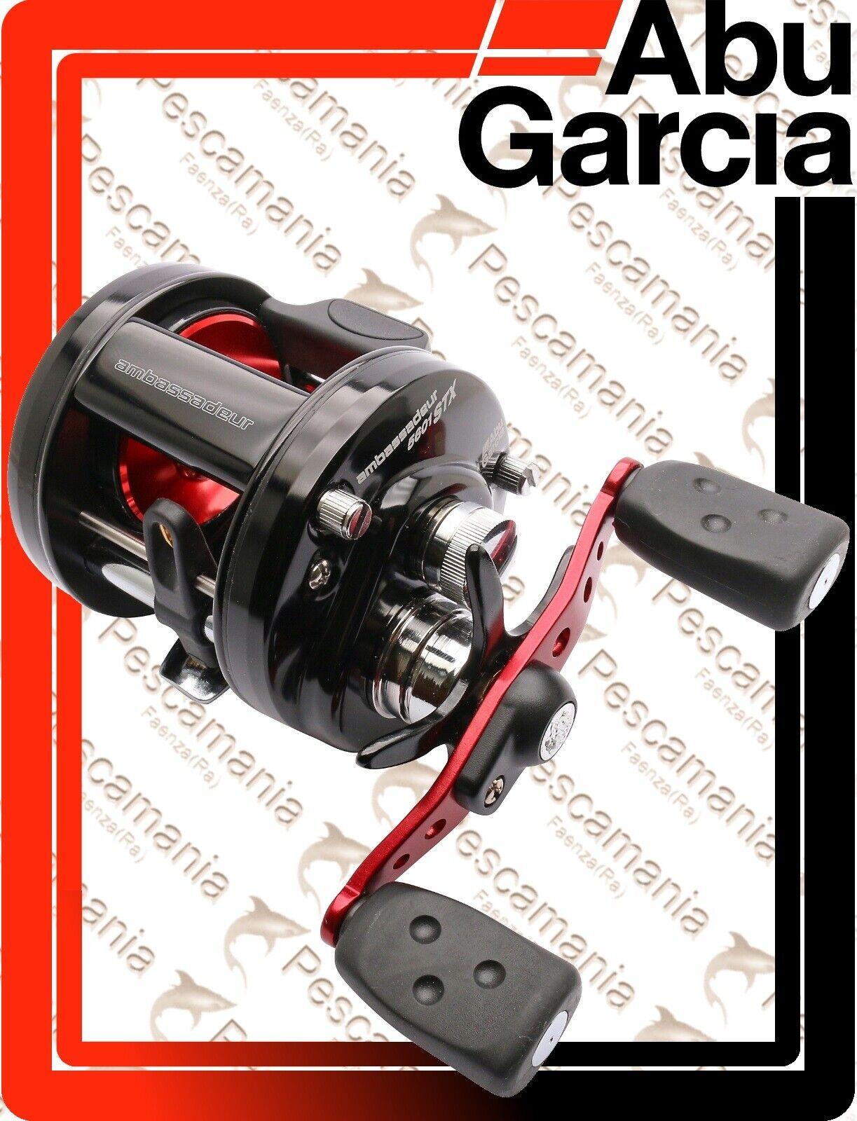 Mulinello casting Abu Garcia Ambassadeur® STX 5601 Round Reel