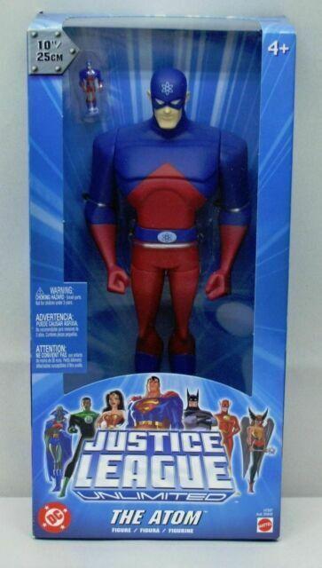 Details about  /Mattel Justice League Unlimited The Atom Action Figure