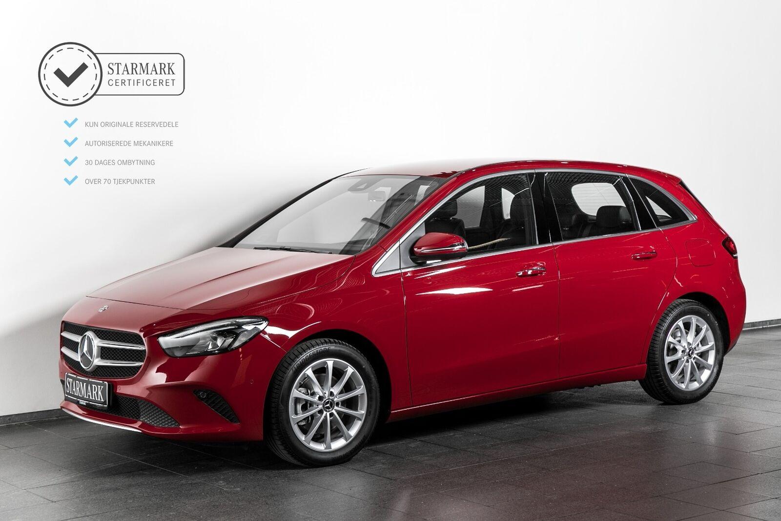 Mercedes-Benz B200 1,3 Progressive Premium Line aut.
