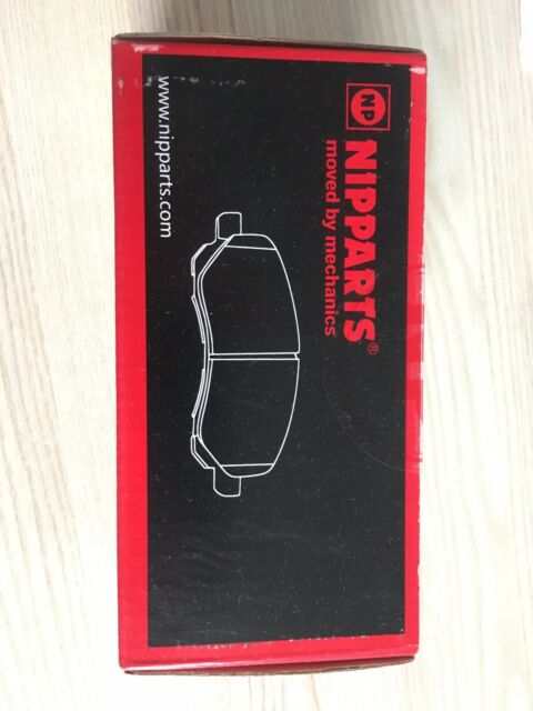 Denckermann Bremsbelagsatz Scheibenbremse B110915 für TOYOTA