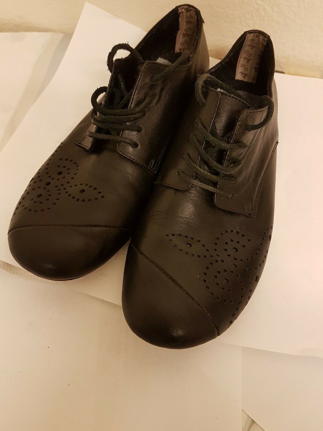 Mens irregular choice Leather Leather Leather  shoes  uk size 8 b40a6b