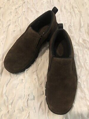 Suede Shoe Ex Cond