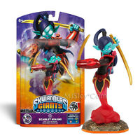 Hot Skylanders Giants Scarlet Ninjini Game Action Figure Xbox360 Ps3 Dsi Wii