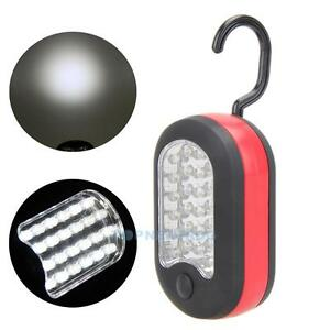 portable work camping outdoor emergency light 27 led tent night lamp