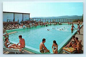 Kenoza-Lake-NY-VALLEY-VIEW-HOUSE-HOTEL-POOL-SWIMSUITS-ROADSIDE-POSTCARD