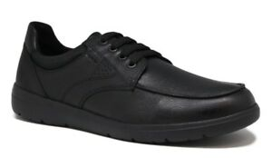 GEOX-RESPIRA-LEITAN-U743QB-scarpe-uomo-sneakers-mocassini-pelle-stringhe-casual