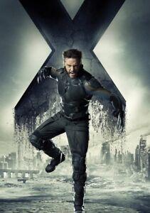 WOLVERINE-Movie-PHOTO-Print-POSTER-Textless-Film-Art-Hugh-Jackman-X-Men-Logan-01