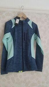 Cherie Bumble running jacket Poppy Jacket Melange Blue RRP 5700 Medium UK 8 - Bolton, United Kingdom - Cherie Bumble running jacket Poppy Jacket Melange Blue RRP 5700 Medium UK 8 - Bolton, United Kingdom