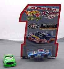 Set of 2 Race Inspired Collectibles: Talladega NASCAR 2000 & htB 86 Chick Hicks