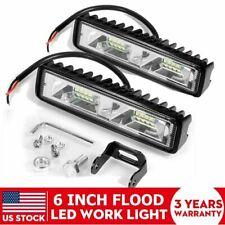 LED driving lamp with position light FERVOR 180 type 12V-24V