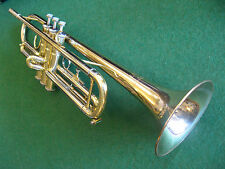 Jupiter JT 606MR Trumpet Rose Brass,- Refurbished, Detailed - Very Good+++