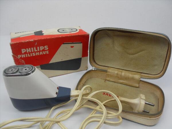 Fashion Style Philips Rasoio Vintage Type Sc 7920f Made In France Anni '60 '70 Philishave Grande Liquidazione