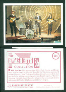 The-Beatles-7x10-cm-Sticker-Brand-New-n-164-Notes-on-the-Back-1986