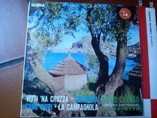 """7"""" EP MELO CARUSO COMPLESSO CARATTERISTICO FELICIOTTO VITTI 'NA CROZZA EX++ EX+"""