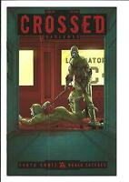 CROSSED BADLANDS # 28 (AVATAR, REGULAR COVER, ENNIS & CACERES, APR 2013) NM