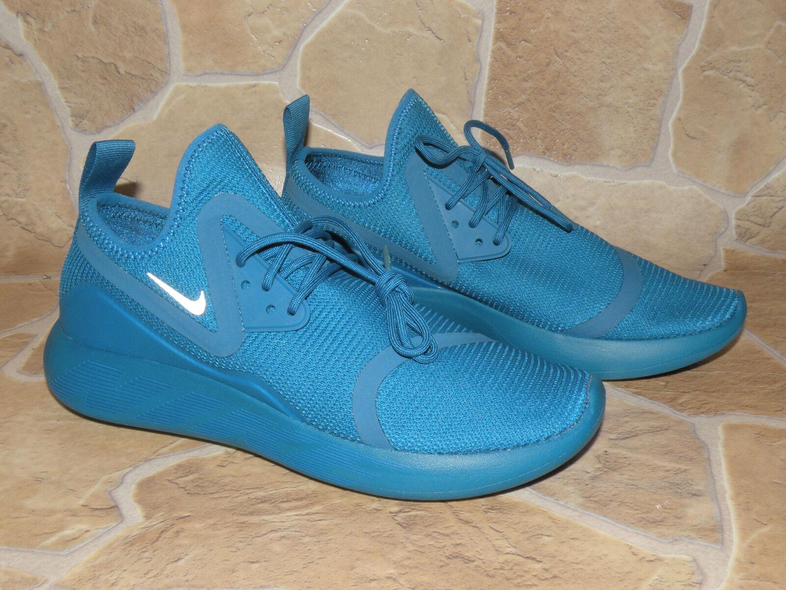 Nike lunarcharge BR Herren Running Sneaker gr. 44 in blau 942059-400