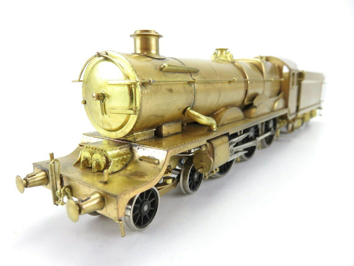 (bau26) 2027 Fulgurex dc h0 máquina de vapor 4-6-0 King class Great Western Railroad...