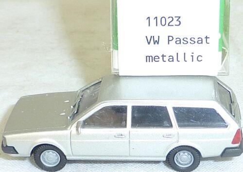 VW Passat Bj 1981 silber  metallic IMU EUROMODELL 11023 H0 1//87 OVP #5# GA 5 å