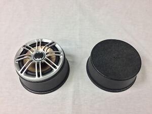 6.5 Speaker Pods Angled With Bottom Corner