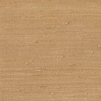 Real Natural Sea Grass Grasscloth Wallpaper NZ0780 crafted green tan 72 sq ft