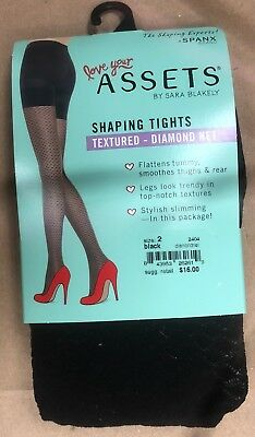 SPANX Uptown Animal Print Shaping Tight-End-Tights 1099 BLACK NWT