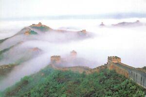 China-Postcard-The-Great-Wall-at-Jinshanling-ED0