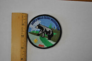 Cradle-of-Liberty-Resica-Falls-Scout-Reservation-2005-Bear-patch