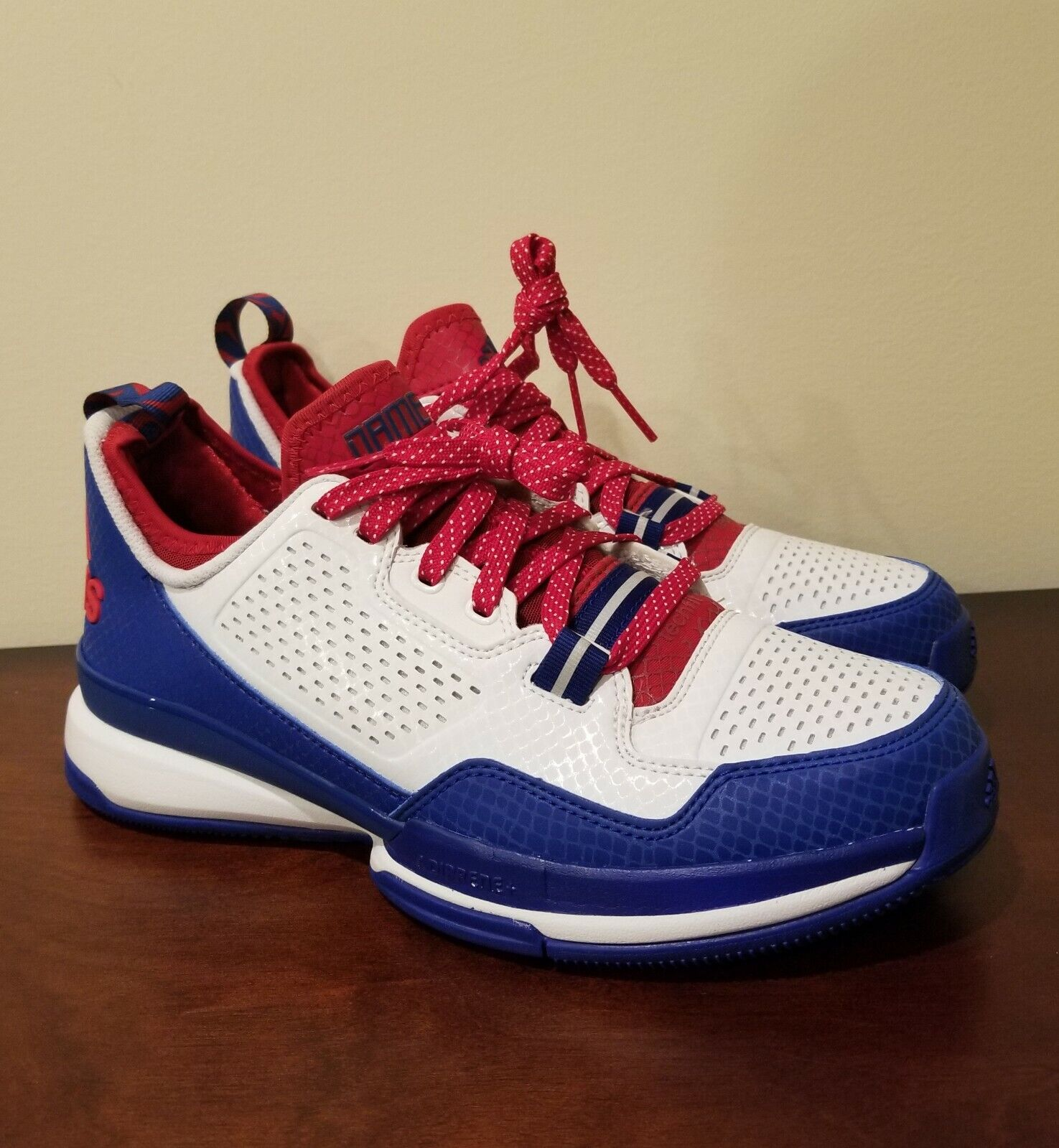adidas D Lillard 1 Forestry Basketball
