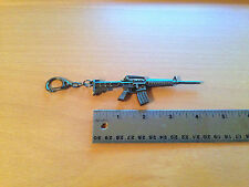 M4 Carbine - Metal Keychain Gun Key Chains (KC1)