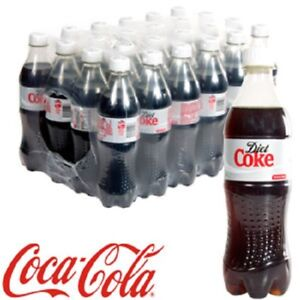 Details about DIET COKE 500ml X 24 BOTTLES FIZZY DRINKS WHOLESALE RETAIL  SUGAR FREE 136682