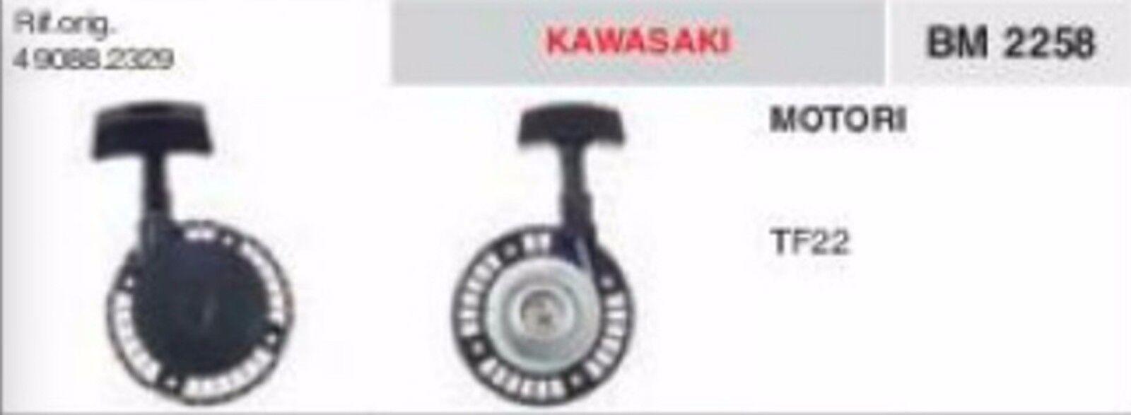 490882329 Cocheter Arrancador de Completo Motor Kawasaki TF22 Tf 22
