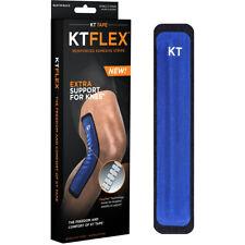 KT Tape KTFlex Precut Kinesiology Therapeutic Elastic Sports Flex Tape, 8 Strips